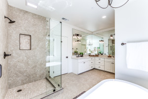 027 - Master Bathroom